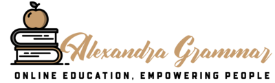 Alexandra Grammar – Online Education, Empowering People